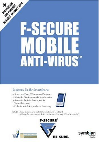 F-Secure Mobile Antivirus