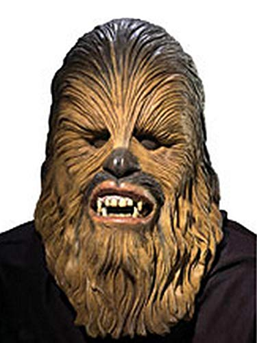 Men's Star Wars Deluxe Latex Chewbacca Mask, Multicolor, One Size