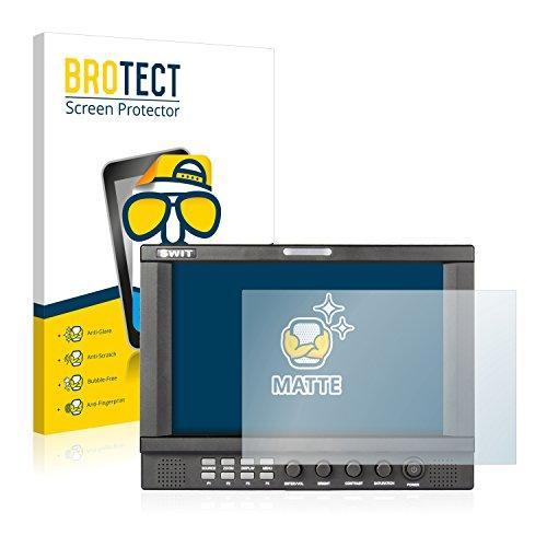 BROTECT 2X Entspiegelungs-Schutzfolie kompatibel mit Swit S-1092H Displayschutz-Folie Matt, Anti-Reflex, Anti-Fingerprint