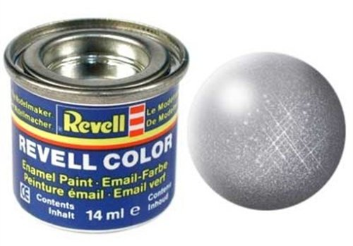 Revell Enamels 14ml eisen, metallic Farbe