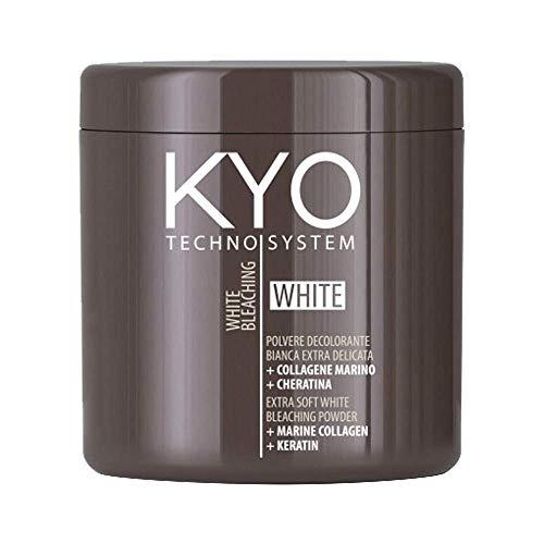 KYO Techno System Blondierung weiß mit Keratin - Dose 450 g
