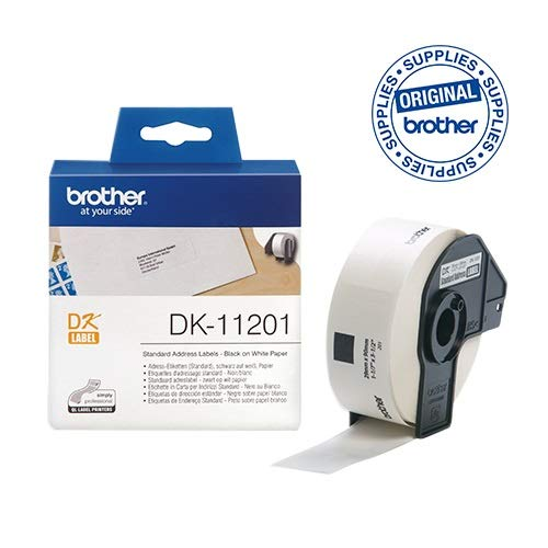 Brother DK11201 DK Label (29 x 90mm)