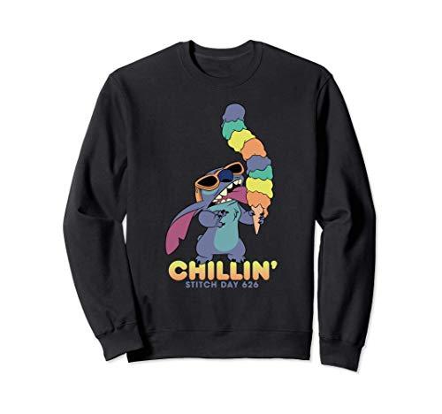 Disney Lilo and Stitch Ice Cream Chillin' Sudadera