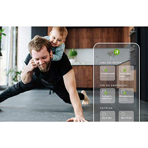 iRobot Braava m6 (m6134) Wischroboter mit WLAN, Präzisions-Sprühstrahl und erweiterter Navigation, Zeitplanreinigung, lernt und passt sich Ihrem Zuhause an, Nass- und Trockenwischen, App-Steuerung - 2