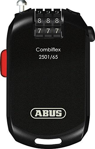 ABUS 72499 Zahlenschloss, Schwarz, 65 cm