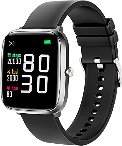 HuaWise Smart Watch for Android Phones and iOS Phones Compatible...