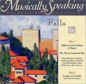 De Falla/Musically Speaking/Ni