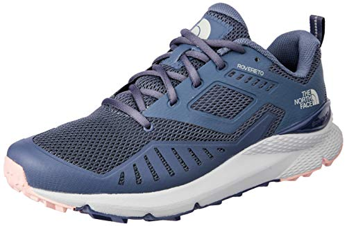 The North Face Women's Running Shoes, Grey Grisaille Grey Tin Grey 5rj, 38