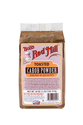 Bob's Red Mill Toasted Carob Powder, 18-ounce