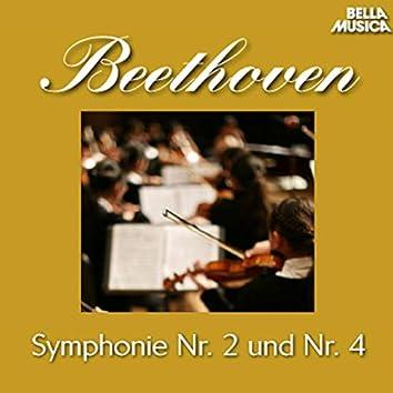 Beethoven: Sinfonien No. 1, 2, 4 und 5, Vol. 1