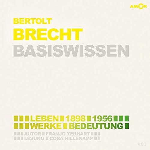 Bertolt Brecht (1898-1956) Basiswissen Titelbild