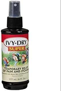 Special pack of 6 IVY SUPER DRY 180ML