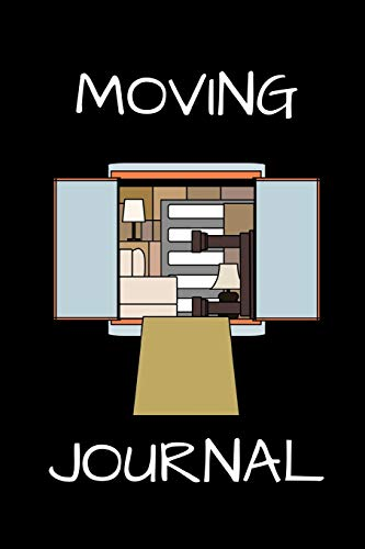 Moving Journal: handy notebook with great interior to help you move go smoothly