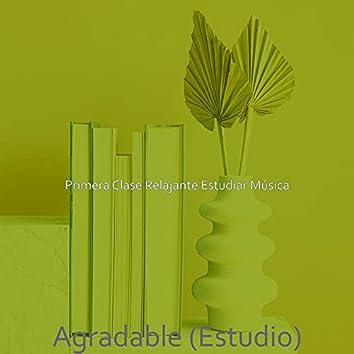 Agradable (Estudio)