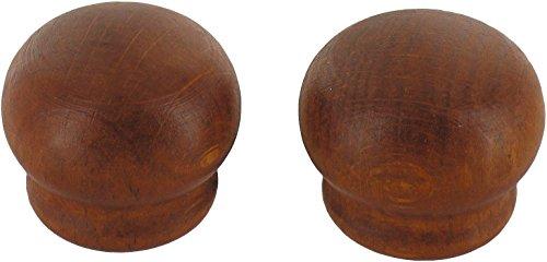ATELIERS 28 Embout Pomme Merisier - Vendu par 2