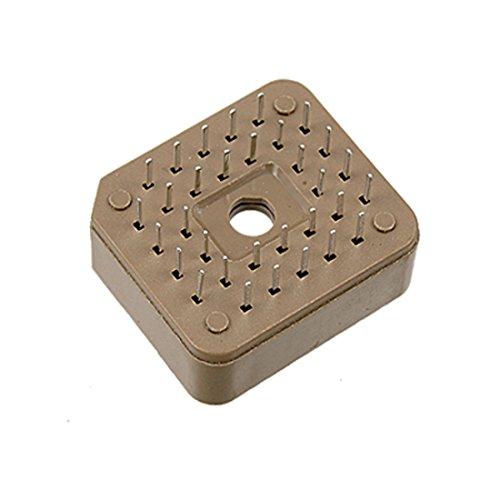 Aexit PLCC32 PLCC 32-Pin-Buchse Standard-Durchsteckmontage (51e883302e6dfa52626b17465d37805c)