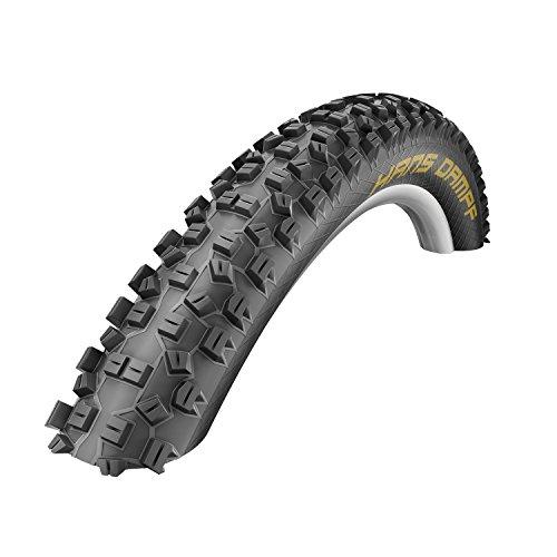 Schwalbe fietsband Hans stoom 26 x 2.35 zwart, 26 x 2.3 inch