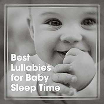 Best Lullabies for Baby Sleep Time