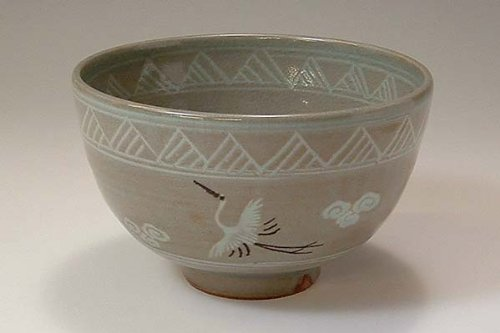 Best Buy! TMD165 Kiyomizu – Kyo tea bowl gift celadon Yunhe ( Seiji Yeah nucleus)