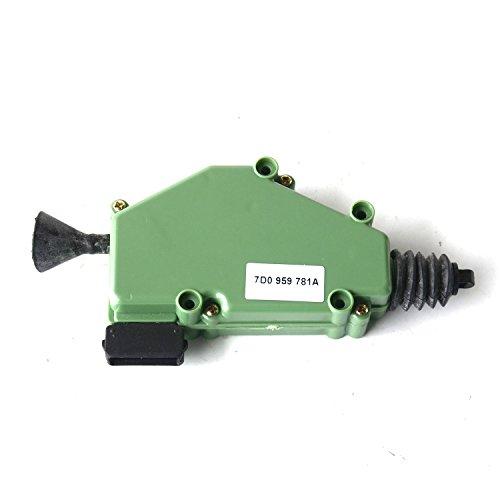 Stellmotor Zentralverriegelung ZV elektrisch 7D0959781A (1PCS)