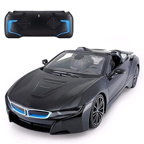 SXLCKJ Coche de Control Remoto Coche de Juguete para niños Boy Roadster 1:12 Modelo de Coche de Control Remoto Juguete 2.4G Control Remoto Deriva eléctrica (Coche Inteligente)