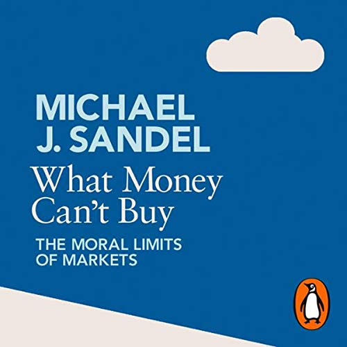 What Money Can't Buy audiobook cover art