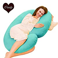 Contains 1 C Shaped Premium LYTE Pillow + 1 Zippered Detachable 100% Cotton Stretch Pillow Cover. Plus Contains a 50% Off Coupon for an extra Cover. This Coupon Offer is redeemable online easily. The coupon will be included in the package itself. Con...