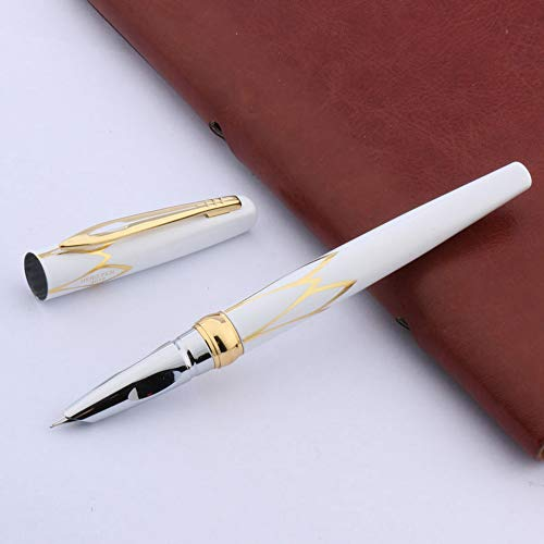 1 Stück goldene, rote und schwarze Stifte, Schreibmaterial für Schule und Büro