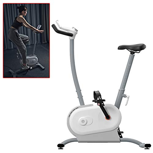 Best Review Of Exercise Bikes Smart Resistance Excersize Bike for Home Silent Spinning Bike Load-Bea...