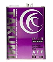 TAKUMIモーターオイル ATF MULTI VEHICLE 高性能ATオイル DEXIII/JASO 1A クリア 4L