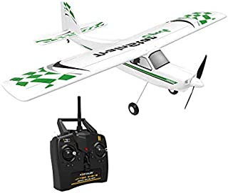 Race Remote Control Airplane, Ready to Fly RC Airplane, 2.4Gh 4CH Glider Aircraft RTF Fixed Wing Drone Plane, EPO RC Plane with 6-Axis Gyro, 9g Servo, Beginner Glider Auto-Pilot Trainer Plane