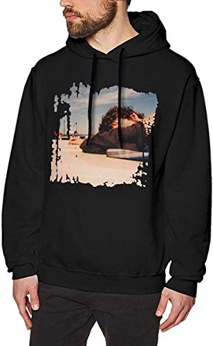 CINDYO Your Favorite Weapon Mens Hoodies Sweater Black
