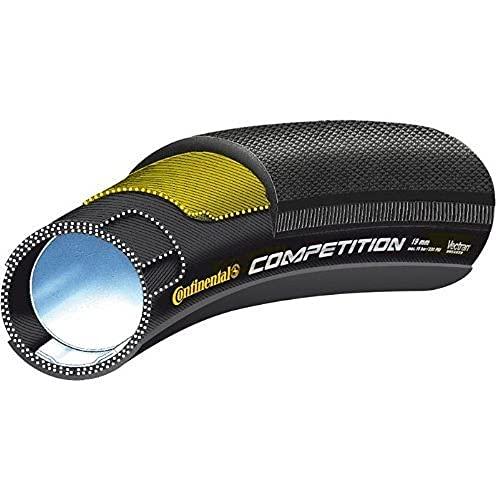 Continental Competition, Tubolare bici da corsa 633, Nero (Schwarz), 26 x 19 mm