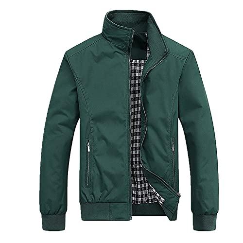 Chaqueta de hombre casual suelta chaqueta de los hombres ropa deportiva bombardero chaqueta de los hombres chaquetas