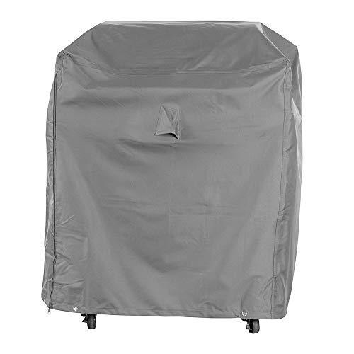 Schutzhuellenprofi bâche de protection pour barbecue en polyester oxford 600D gris clair-de-'mehr garten'taille s (90 x 60 cm)