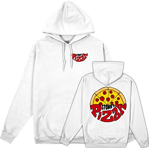 Matt Stonie Merch Matt Stonie Pepperoni Pizza T-Shirt - Youth Shirt - Kid Shirt - Shirt for Women - Shirt for Men - Long Sleeve T-Shirt - Crewneck Sweatshirt - Hoodie - Happy Birthday Gift Black