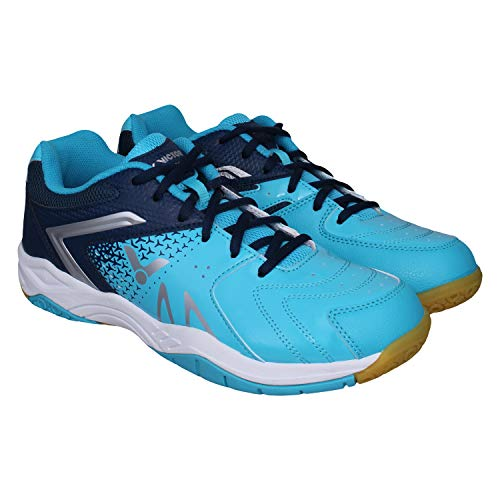 Victor All-Around Series AS-36W-MB Professional Badminton Shoe (UK- 8.5)
