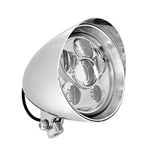 FATECIM Classic Motorcycle LED Headlight...