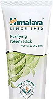 Himalaya Purifying Neem Pack, 100g