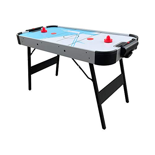 PUCK Frost 4-Foot Folding Air Hockey Table