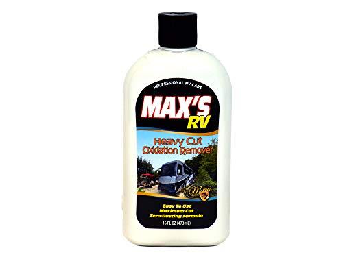 Max's RV MKRV-520 Heavy Cut Oxidation Remover, 16 fl. oz.