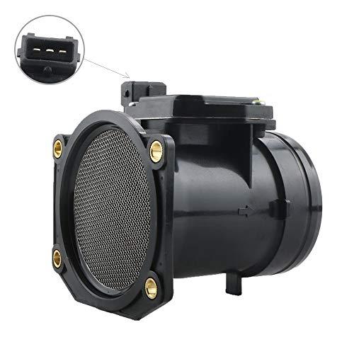 MOSTPLUS 8ET 009 142-251 058133471 Luftmengenmesser Luftmassenmesser Anschlussanzahl 4, Kompatibel mit OCTAVIA I / A3 8L A4 8D A6 4B / PASSAT 3B2 3B5 1.6+1.8