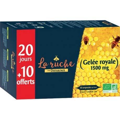 Gelee Royale Bio–Leuchtmittel 1500mg