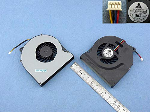 Kompatibel für ASUS K73E, X73E, X73S, X73SD Lüfter Kühler Fan Cooler