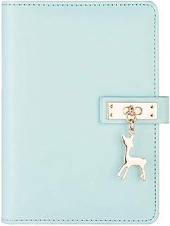 دفتر يوميات جميل A6 بيندر بيزنس دفاتر ملاحظات للسفر دفتر يوميات يومي لدفتر يوميات دفتر يوميات يوميات يوميات للدفتر للنساء ...