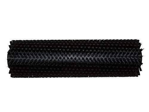 partmax® Bürstenwalze für Lux Uniprof 340, Poly 0,45 mm, Walze, Walzenbürste, Kehrwalze