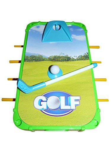 Seruna A140G tableau golf 5in1 mis avec d'autres jeux de sport comme la piscine de basket-ball de football de hockey