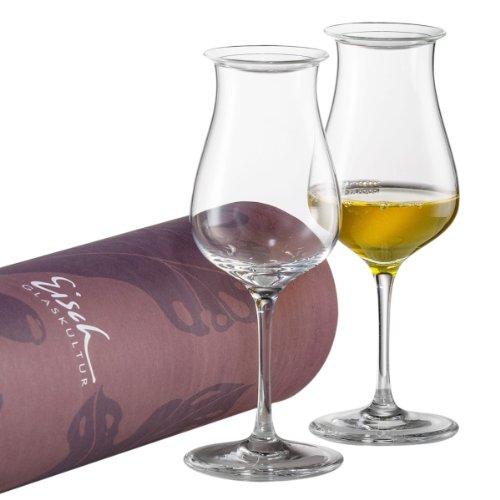 Eisch 251.409.00 Malt-Whisky-Set 514/900 in Geschenkröhre Jeunesse
