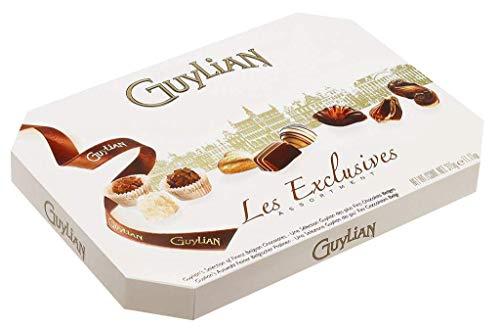 Caja de regalo del surtido belga Guylian Classics...