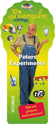 Peters Experimente, Quizfächer
